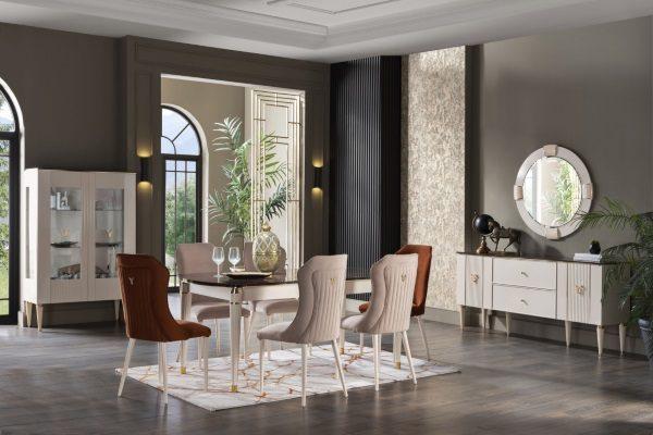Гостиная Armony купить в салоне-студии мебели Барселона mnogospalen.ru много спален мебель Италии классические современные